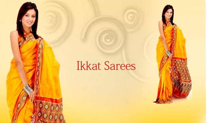 ikath sarees