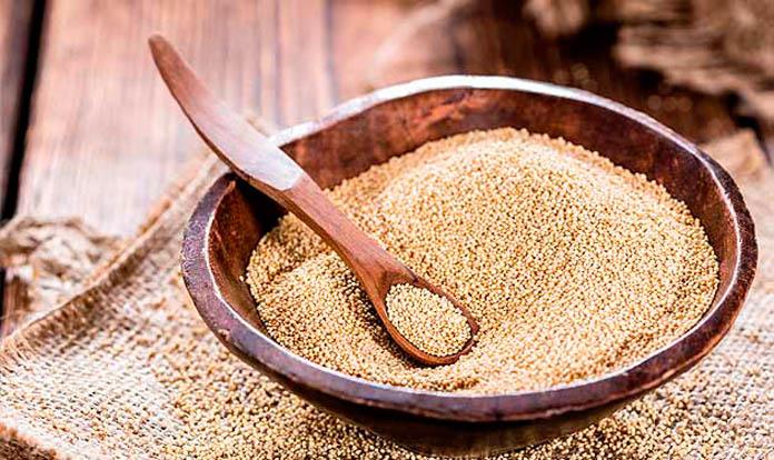 rajgira seeds