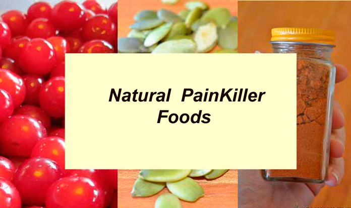 painkiller foods