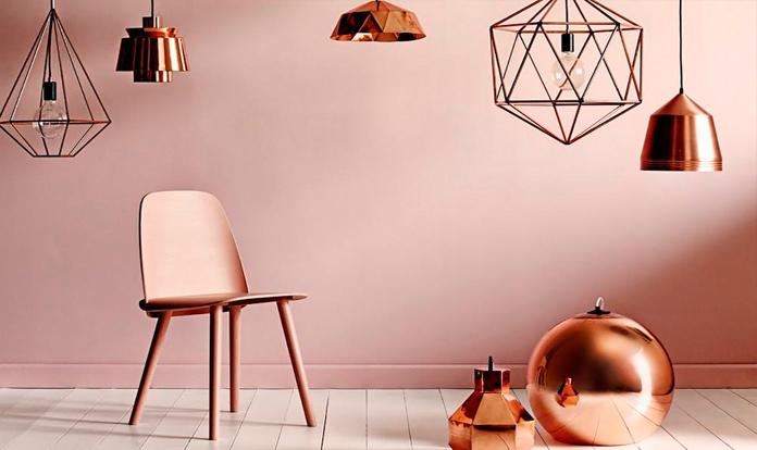 copper interiors