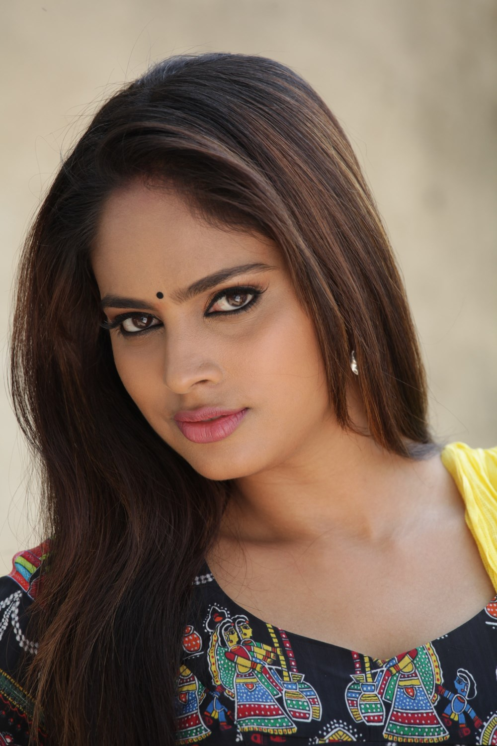 Actress Nandita Swetha in Uppu Karuvadu Movie Images