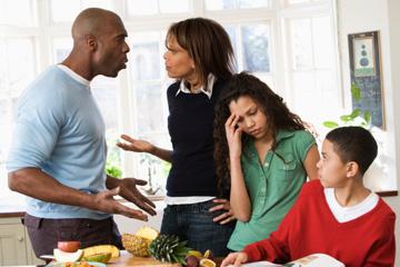 Family argument