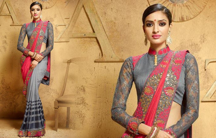 Saree-Jacket-For-Female-700x450