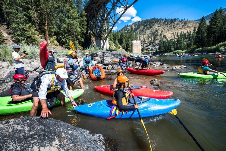 kayak-beginning
