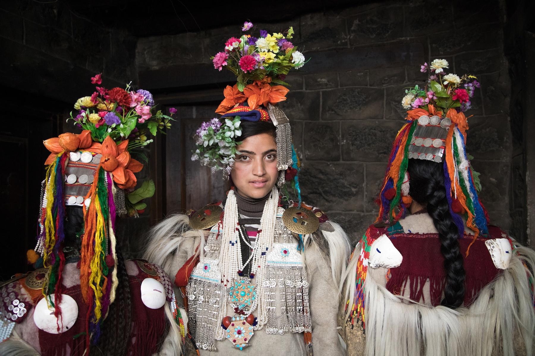 Brokpa-women-2-Ladakh-Inger-Vandyke