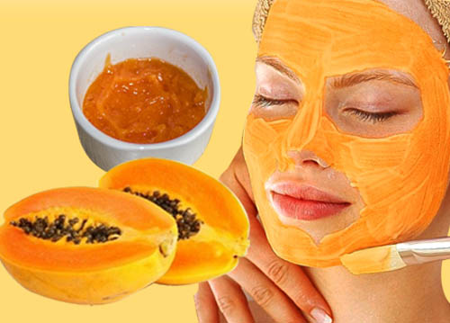 papaya-facial-face-tip