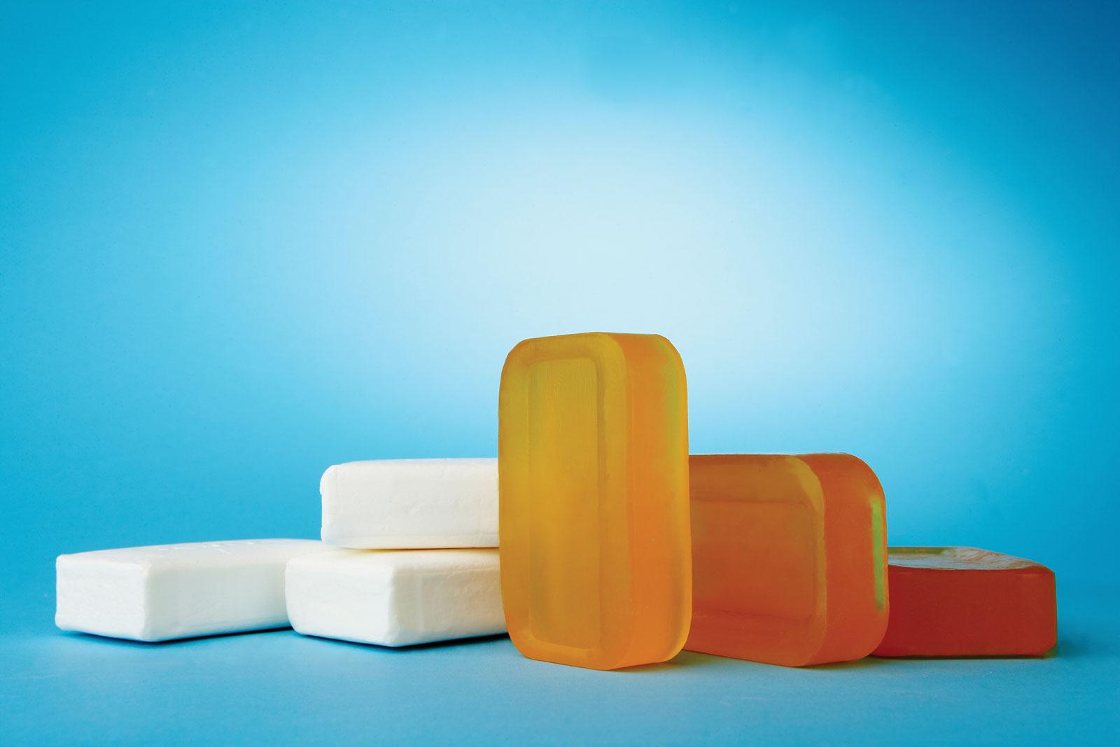 Bars-soap