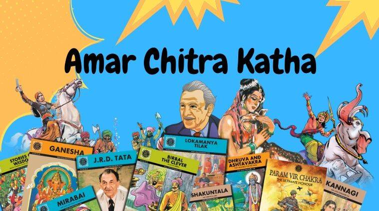 chidrens comics book