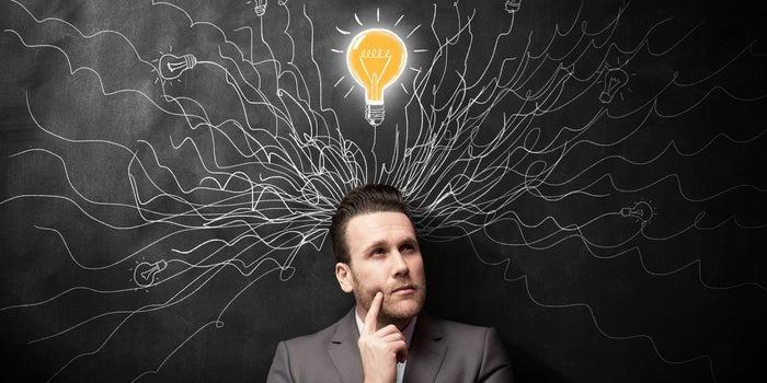 thinking images