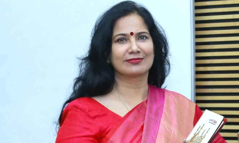 Futurist Karuna Gopal